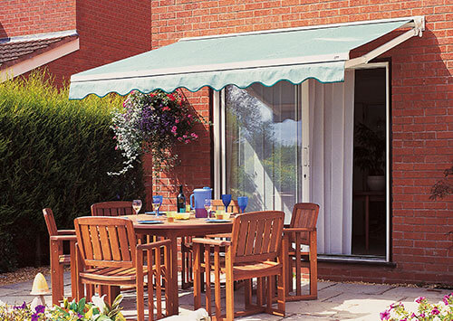 Patio Awnings Ware Sunstopper Blinds And Awnings